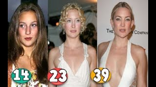 Kate Hudson ♕ Transformation From 01 To 39 Years OLD