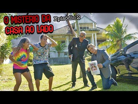 O MISTÉRIO DA CASA AO LADO! - EPI 2 - (TEMPORADA 2) - KIDS FUN