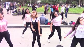 """[60Fps] TWICE (트와이스) """"One More Time""""    Dance Cover By Force MyHope 141018"""