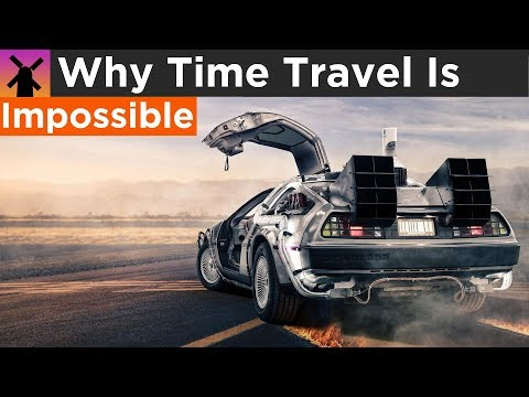 Time Travel Into The Past Is Probably Impossible