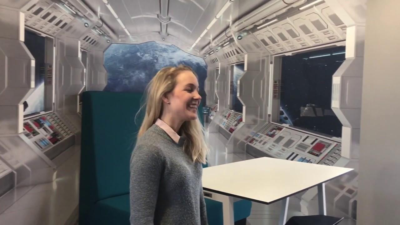 2 Raumschiff | Office Tour | Arbeiten bei Gundlach