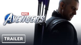 Marvels Avengers - Hawkeye Reveal Trailer