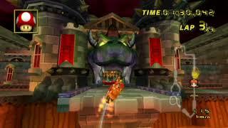 [MKW WR] Bowser's Castle - 2:09.849