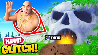 NEW *GLITCHING* INSIDE the GROTTO in Fortnite!