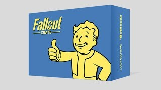 UNBOXING l Fallout Loot Crate March 2019 l Aftermath