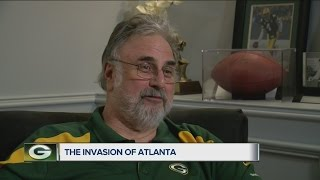 Packers fans live everywhere - even Atlanta