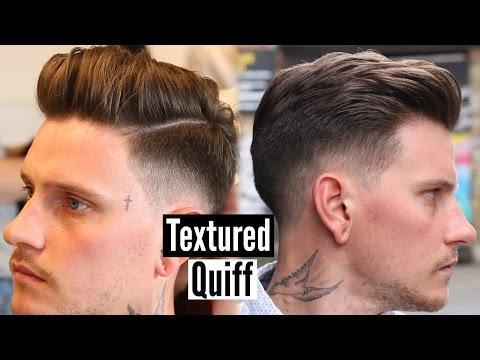 How To Cut A Boys Pompadour Or Quiff Haircut Hair 101 Youtube