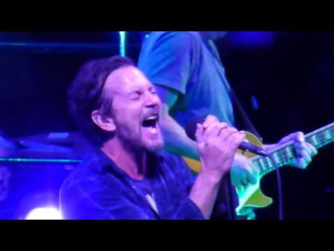 "Pearl Jam ""Pilate"" Miami,FL 4/9/16 HD"