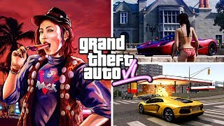GTA 6: Every Credible Leak So Far - Location, Release Date, Female Characters & MORE! (GTA VI Leaks)