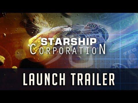 Starship Corporation - Launch Trailer thumbnail