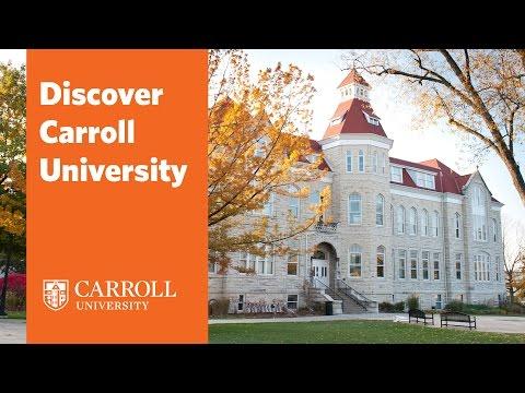 Carroll University - video