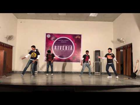 IIT Roorkee || Riveria-2017 (Choreo-Night) || Bollywood Dance