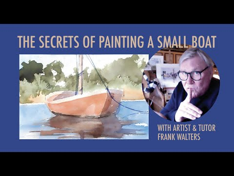 Thumbnail of The secret of painting a small boat.