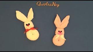 Conejos De Pascua DIY