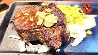 肉これぞ肉!!特大ヒレステーキに喰らいつくいきなりステーキ赤坂通り店飯テロ