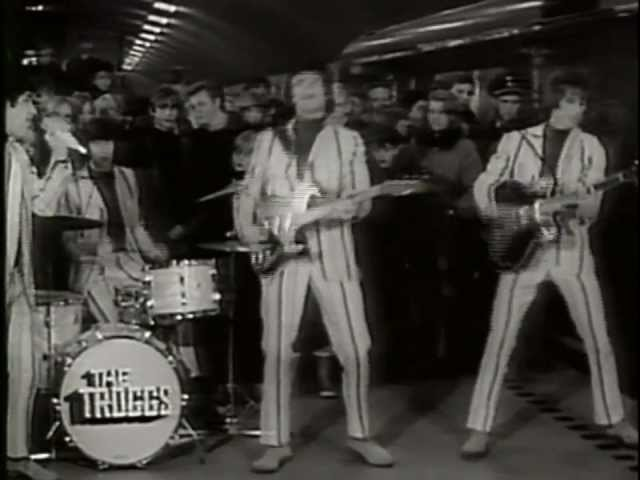 Best garage bands of all time including the Troggs and the Seeds