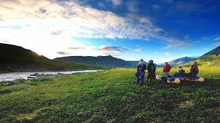 СЕВЕРЯНЕ и их ЖИЛЬЕ | Жертвы медведя, рыбы-монстры, Крайний Север | ВОКРУГ СВЕТА (18+) | ФИЛЬМ 2018