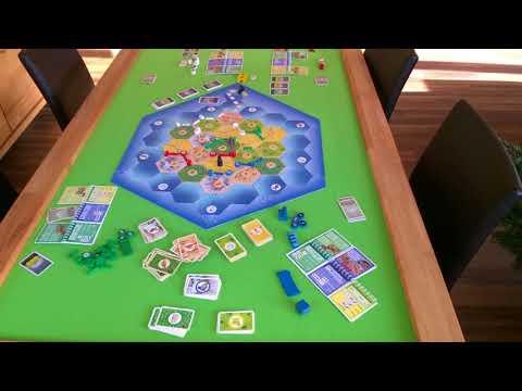 Vom Esstisch zum Spieltisch