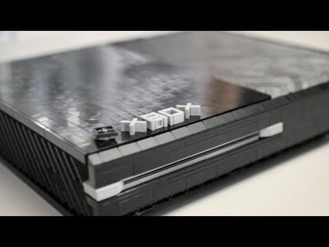 Want To Play Xbox One Offline? Make One Out Of Lego