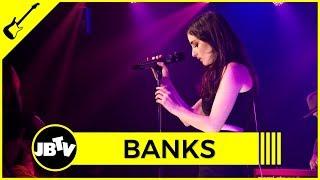 BANKS - Someone New   Live @ JBTV