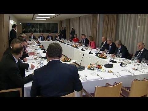 Βρυξέλλες: Δείπνο με θέμα την εκλογή Τραμπ είχαν οι υπουργοί εξωτερικών της ΕΕ
