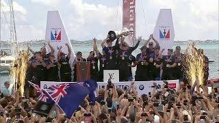 Кубок Америки 2017: триумф киви - sport