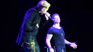Boyzone - Too Late for Hallelujah - Liverpool 8th December 2013