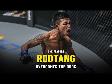 Rodtang Overcomes The Odds | ONE Feature