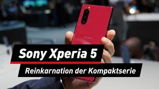 Sony Xperia 5 im Test: das Hands-on | deutsch