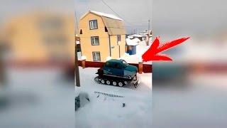 Умом РОССИЮ не понять ПРИКОЛЫ 2017 FAIL Compilation RUSSIA Fail #41