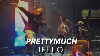 PRETTYMUCH   JELLO (Live At Summer In The City) San Francisco, CA