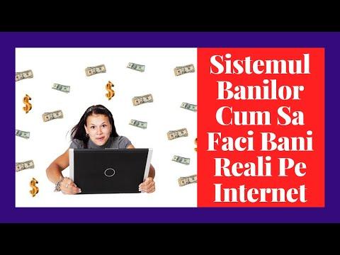 cum poți să câștigi bani de pe internet