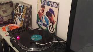 Dj Jazzy Jeff & Fresh Prince - I Wanna Rock (Jeffs Vibemenstral)