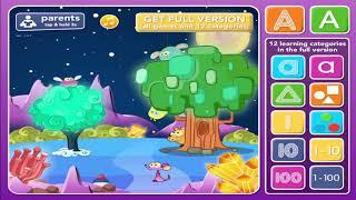 Play alphabet game