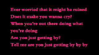 Pink  Try lyrics
