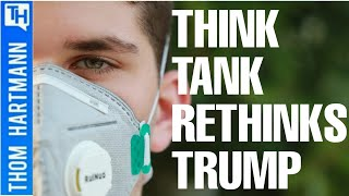 Even Right Wing Think Tanks Call Trump Buffoon! (w/ Marc Scribner)