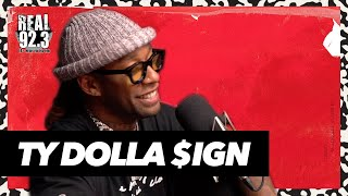 Ty Dolla $ign On Working W J. Cole, Unreleased Nipsey Music, Having The Prettiest Feet