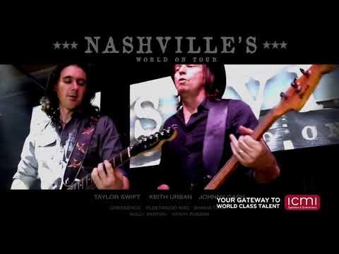 Nashville's World On Tour