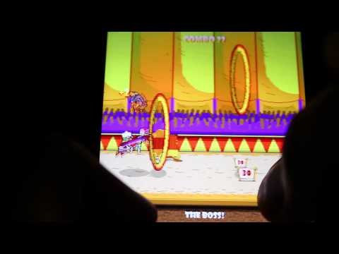 Video of Circus King
