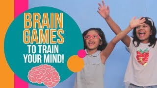 The Memory Challenge | Fun Games | Develop key skills