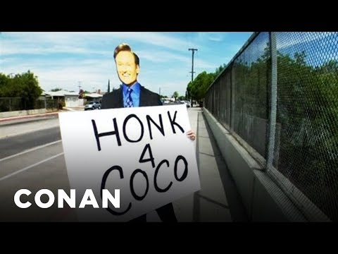 Conan Responds To Fresno's Conan Bobblehead Video - CONAN on TBS