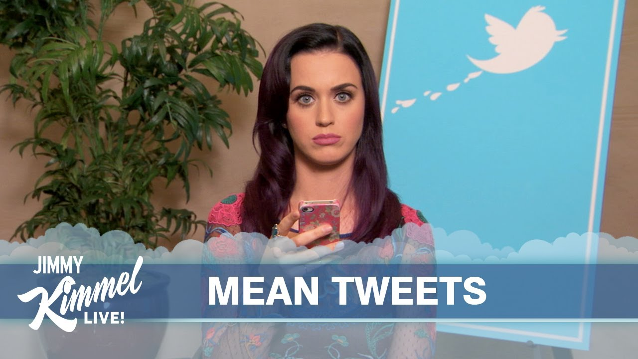 Watch More Celebrities Read The Mean Tweets People Send Them