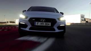 ה- GTI של יונדאי: יונדאי i30 N נחשפת