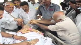 A K Hangal's Funeral