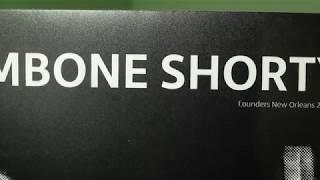 Trombone Shorty - Buckjump (on vinyl!)