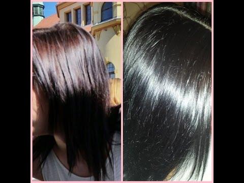 Włosów spada olej rycynowy
