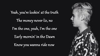 I'm the One - DJ Khaled ft. Justin Bieber, Quavo, Chance the Rapper, Lil Wayne (Lyrics)
