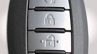 2013 NISSAN Altima Sedan - NISSAN Intelligent Key and Locking Functions