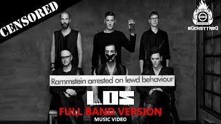 Rammstein   Los: Full Band Version (Music Video) [GERENGRUESPTFREES]