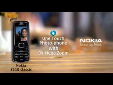 Nokia 3110 Classic Commercial